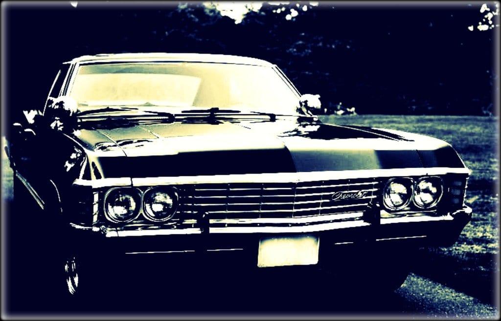 Um clássico: Chevrolet Impala, o carro!