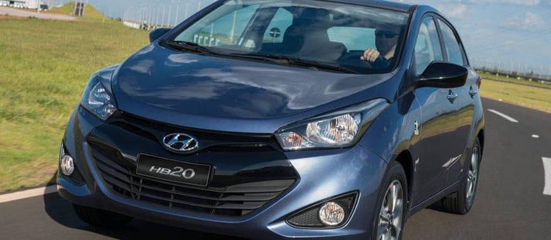 Hyundai lança HB20 temático da Copa 2014