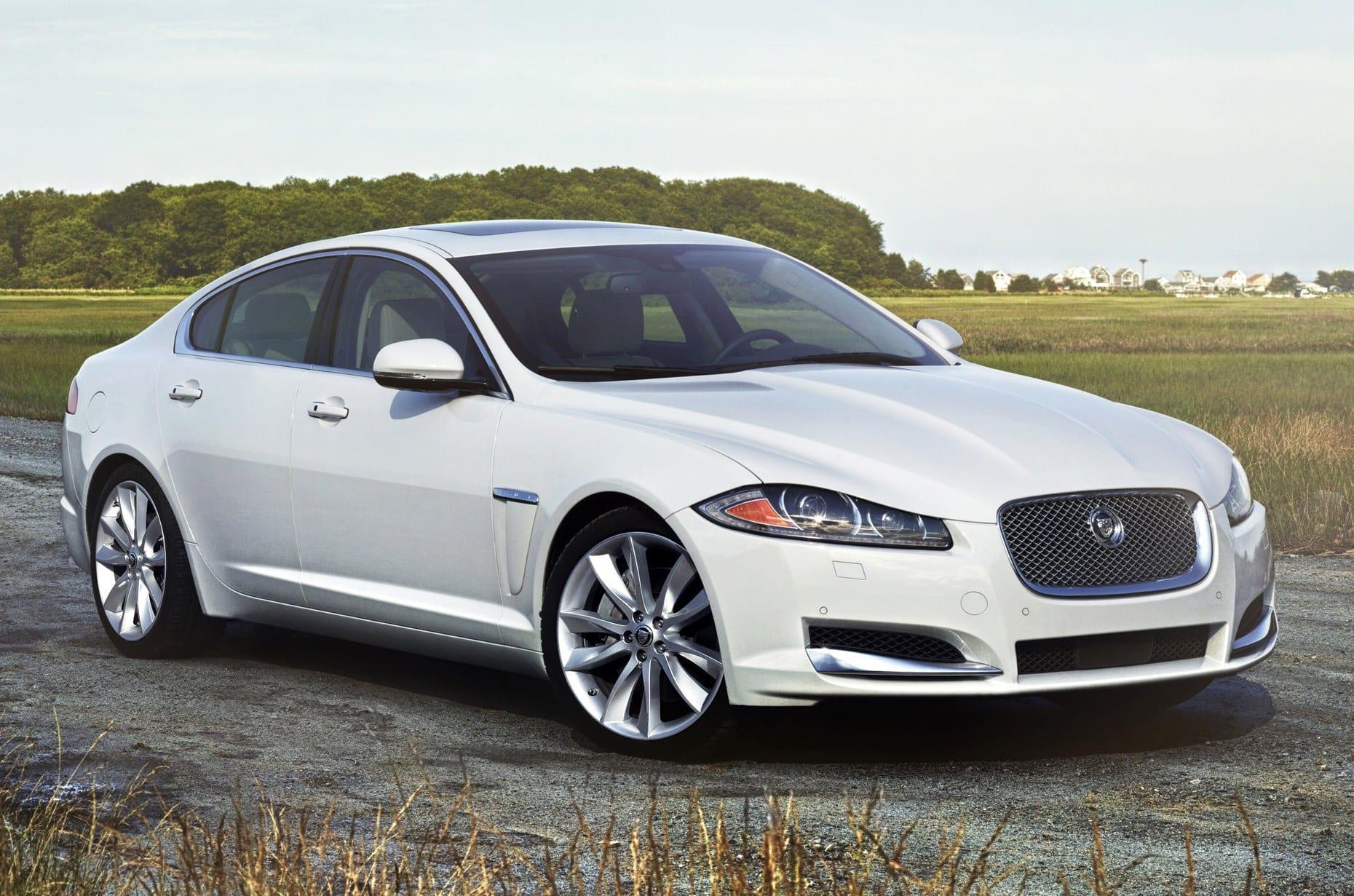 Novo recall anunciado para o Jaguar XF