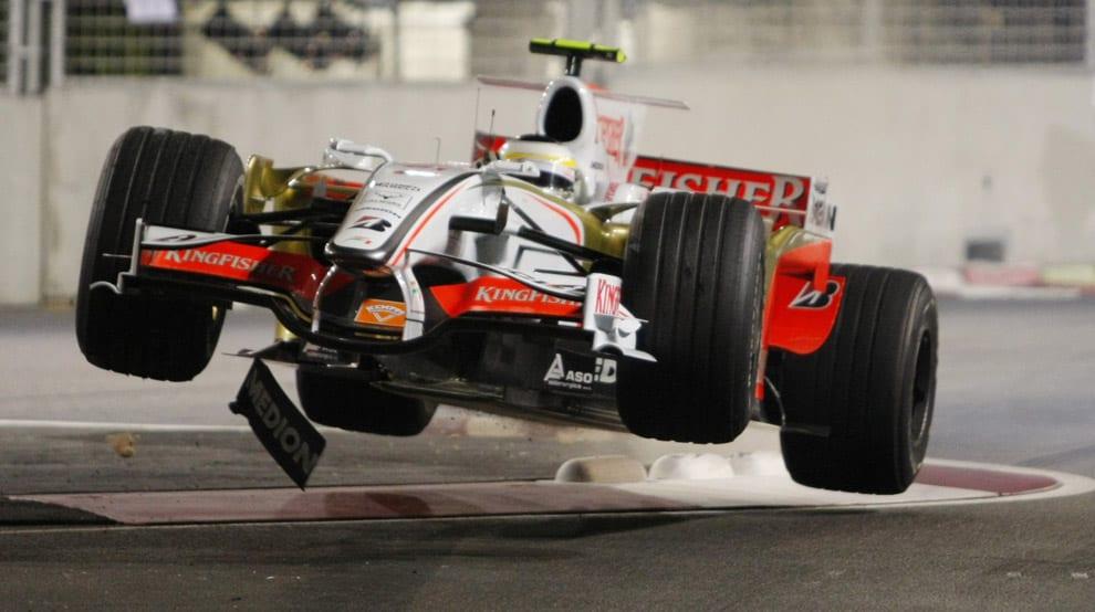 Carros e curiosidades da Fórmula 1