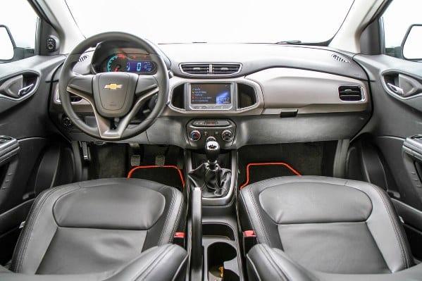 Chevrolet anuncia linha 2015 do Prisma