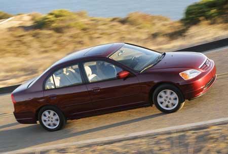 Recall anunciado nos modelos Civic e CR-V no Brasil