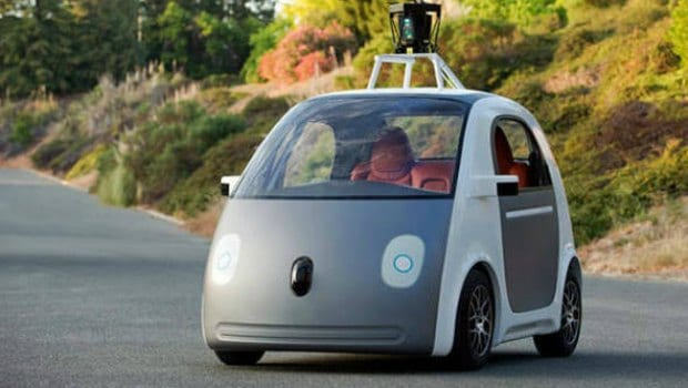 Conheça o carro sem volante do Google