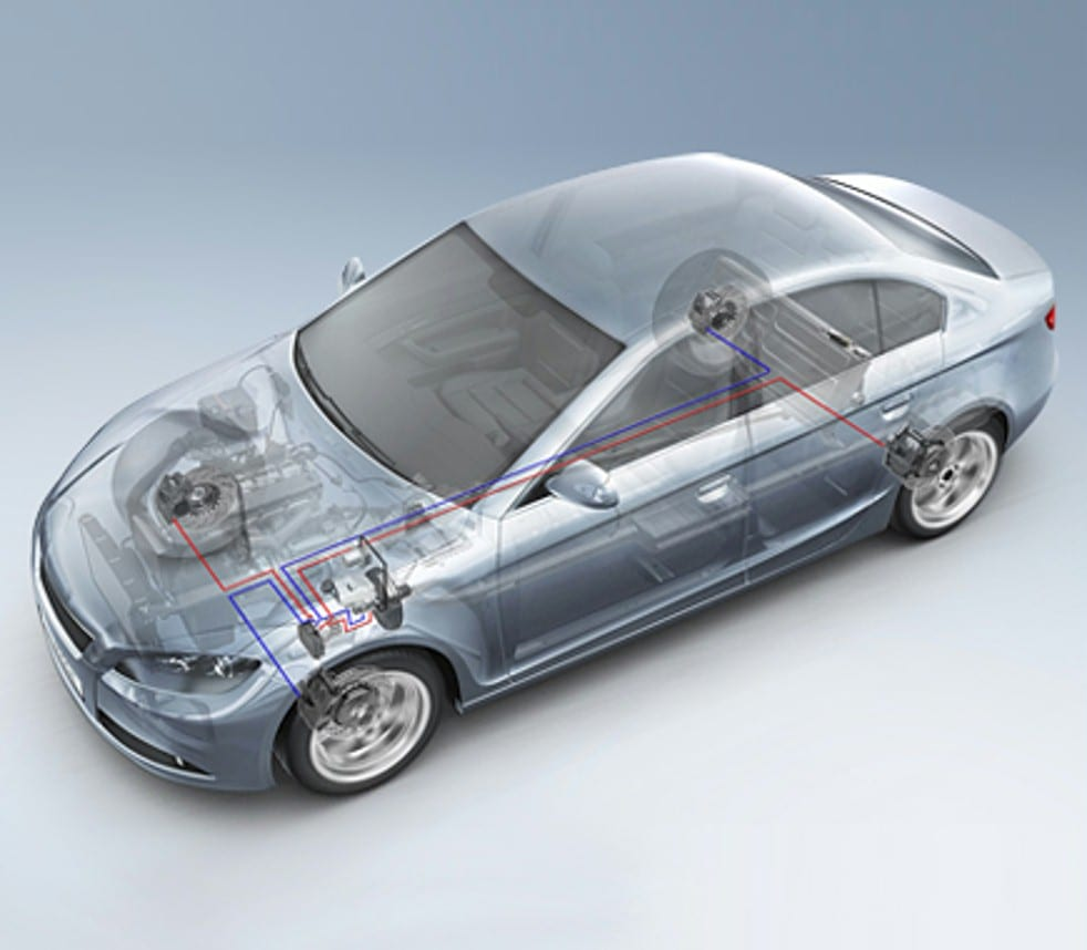 Saiba as diferenças entre freio ABS e freio comum