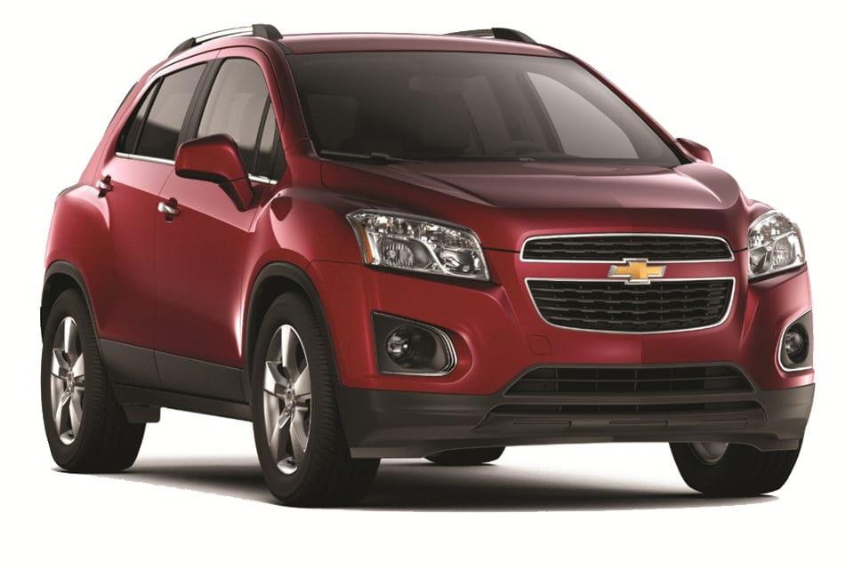 GM anuncia recall: Modelos Chevrolet Sonic e Tracker Freeride