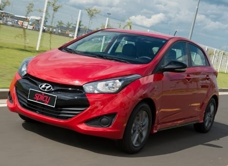 Hyundai lança Spicy, o HB20 Esportivo