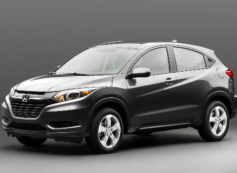 Honda HR-V lidera SUVs