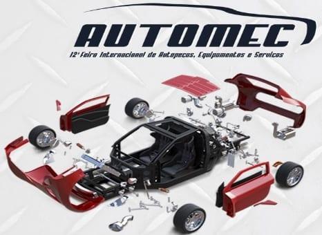 AUTOMEC Feira Internacional de Autopeças começa dia 07