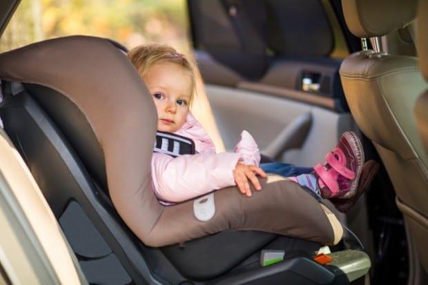 Cadeirinha para bebês com sistema inteligente
