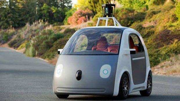 Conheçam a mais nova fabricante de carros: a Google Auto