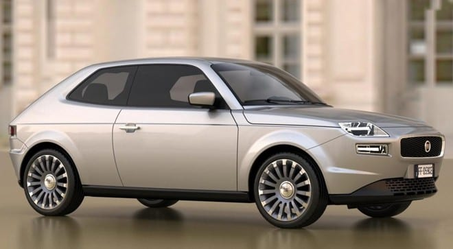 Fiat 147 ganha versão moderna para os dias atuais