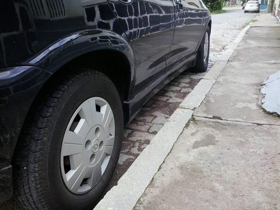 Cuidados ao estacionar o seu carro