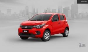 Fiat Mobi – O novo jeito de se mover pela cidade