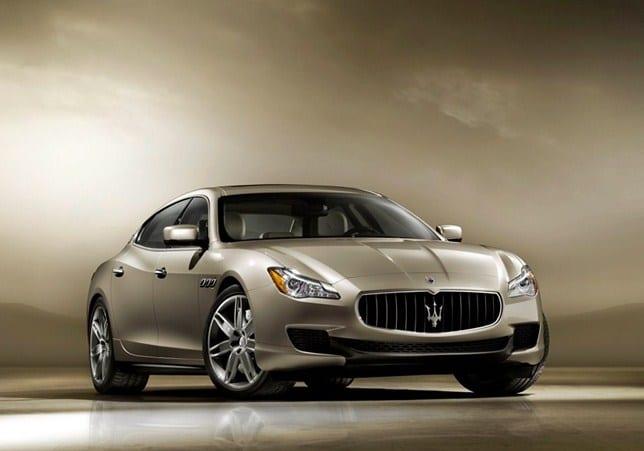 Brasileiro poderá ter o novo Maserati
