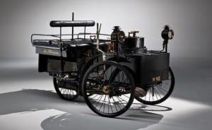 Curiosidade: De Dion, o carro mais antigo do mundo!