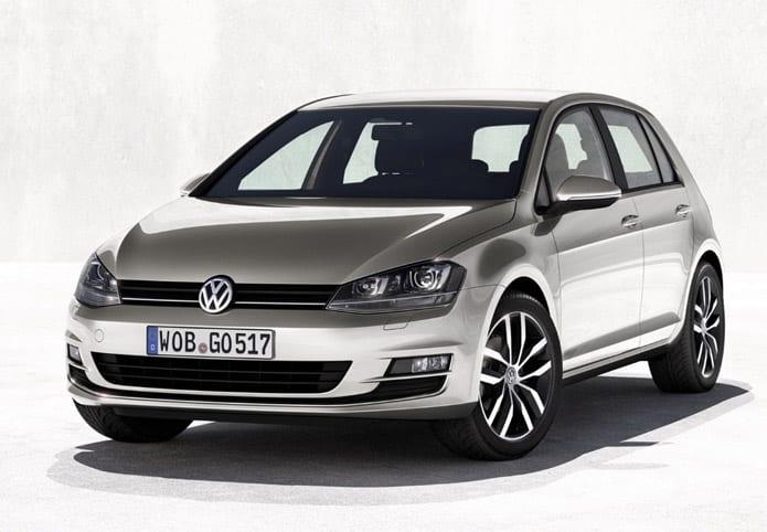 Novo Golf será produzido no Brasil e será idêntico ao modelo produzido na Alemanha.
