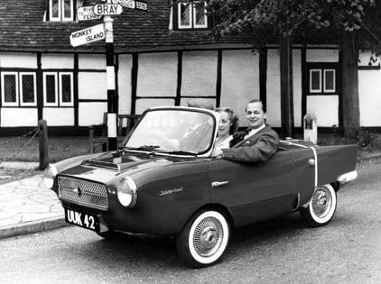 """Curiosidade: os carros mais """"bonitinhos"""" do mundo!"""