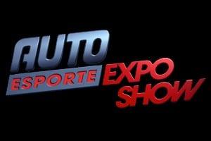 Carros, motos, velocidade em Auto Esporte Expo Show.
