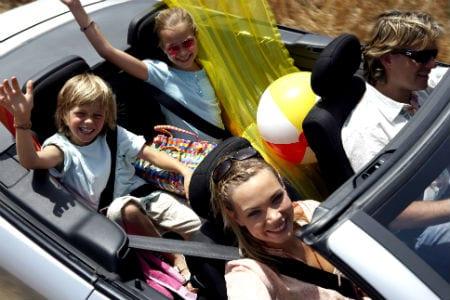 Dicas de viagem sem estresse com as crianças. Confiram!