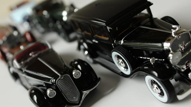 A paixão dos colecionadores por carros antigos