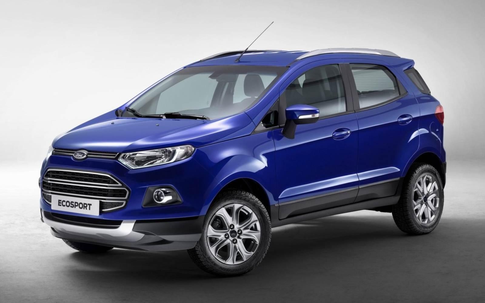 Ford convoca recall para EcoSport 2014