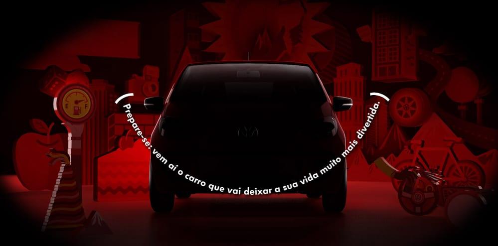 VW Up mais divertido