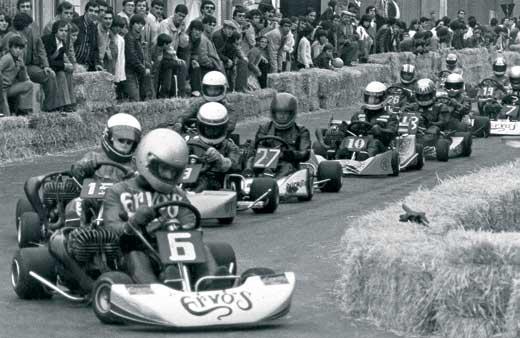 Você conhece a história do Kart?
