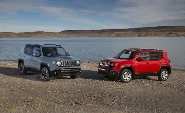 Renegade: o jeep que será produzido no Brasil