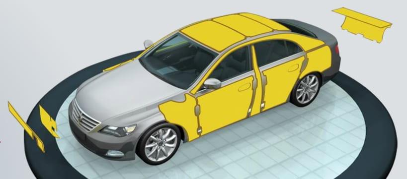 Conheça o processo de blindagem de automóveis