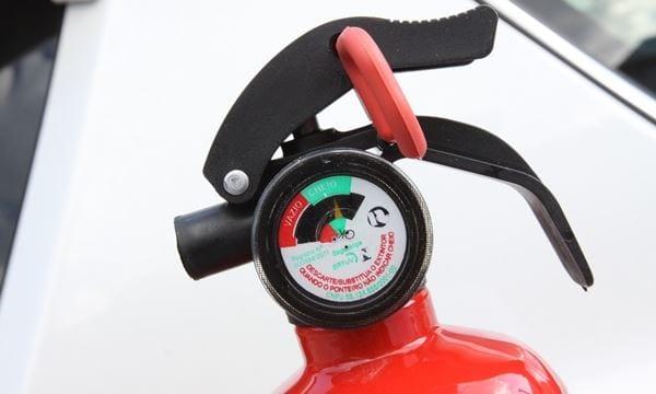 A importância do extintor de incêndio veicular