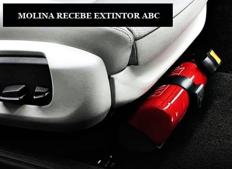 Resolução Contran para extintor ABC é adiada