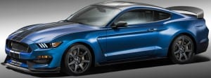 Shelby GT 350Ra