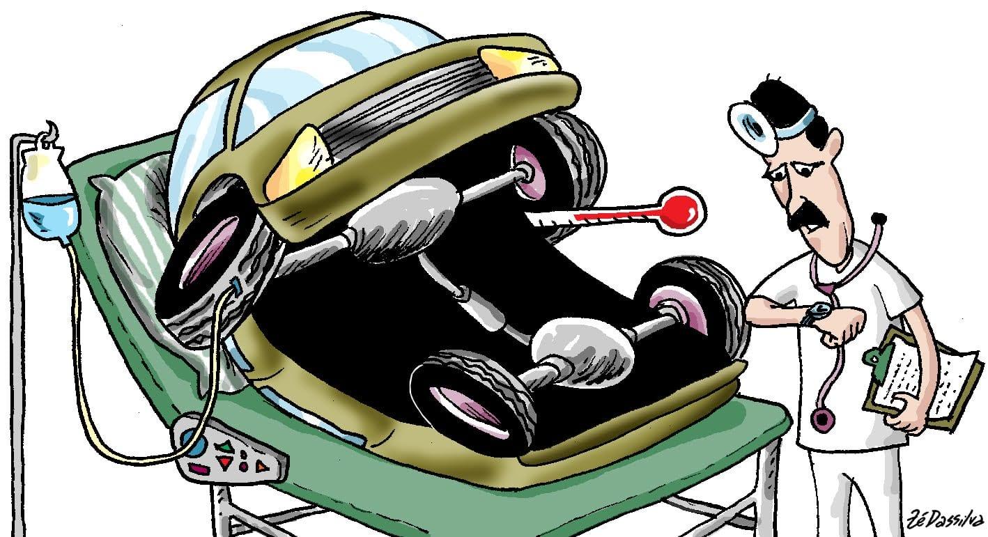 Saiba quais os maus hábitos dos motoristas responsáveis pelo desgaste precoce do carro