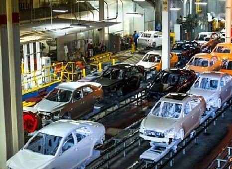Segunda Anfavea, queda nas vendas regride indústria automobilística em 10 anos