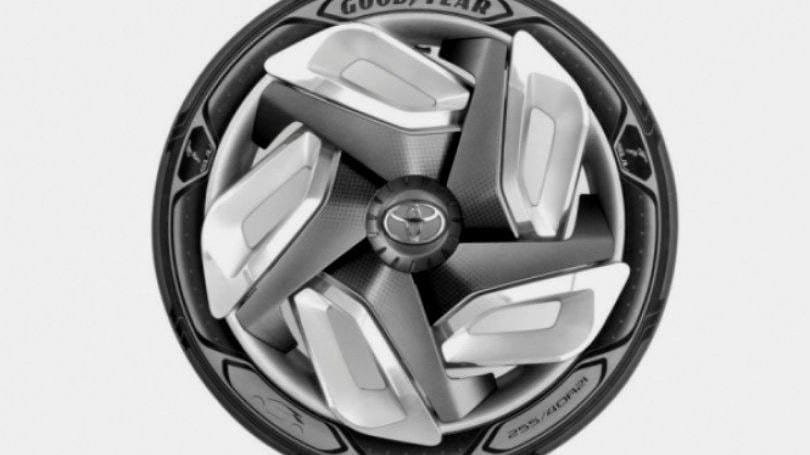 Conheçam o pneu do futuro