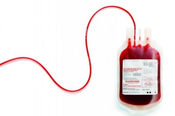 Doação de sangue poderá abater pontos da Carteira Nacional de Habilitação