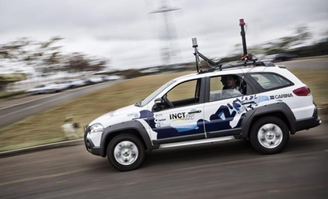 Carro autônomo será táxi aqui no Brasil