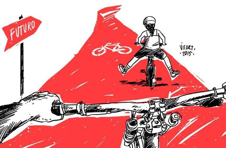 Automóvel ou bicicleta? Trânsito ou ciclovias? O que mais pode ser tão polêmico?