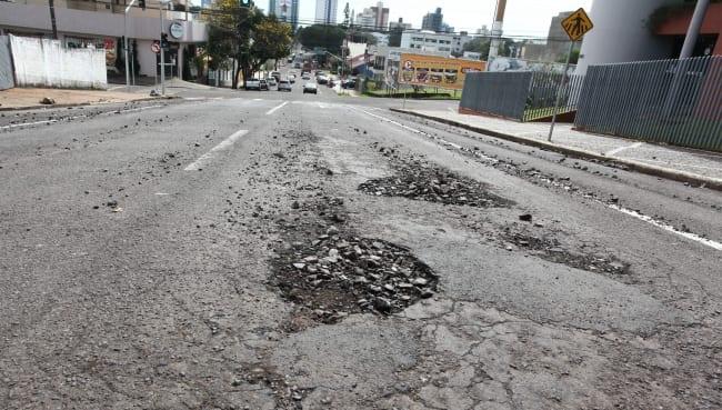 Google cria sistema que mapeia buracos em ruas e estradas