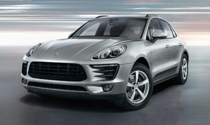 Recall anunciado para o modelo Macan da Porsche no Brasil