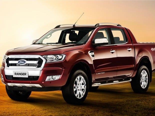 Nova Ranger 2016 da Ford: imagens de encher os olhos!