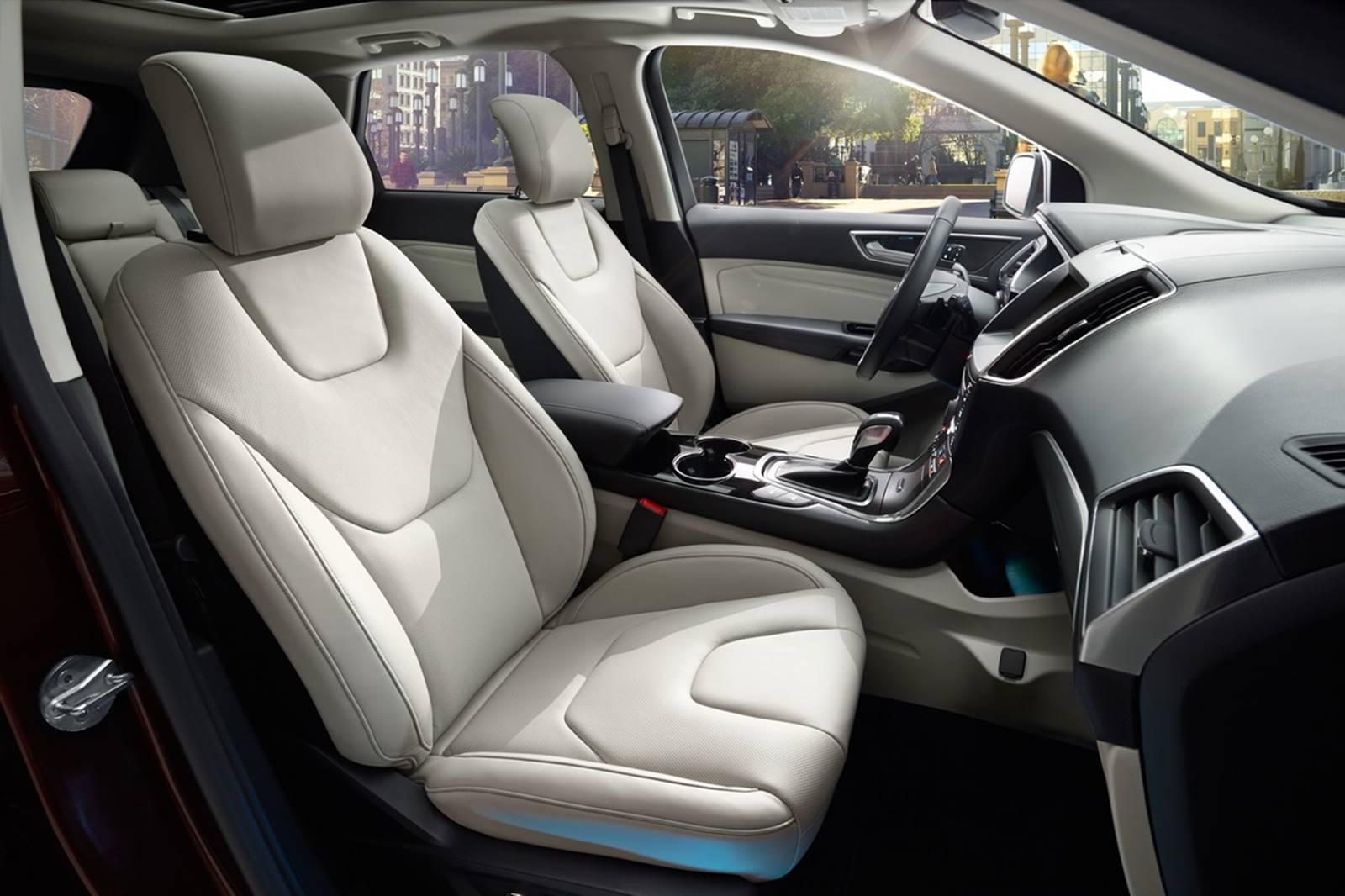 """Equipe é criada na Ford para obter a excelência do """"cheiro de carro novo"""""""