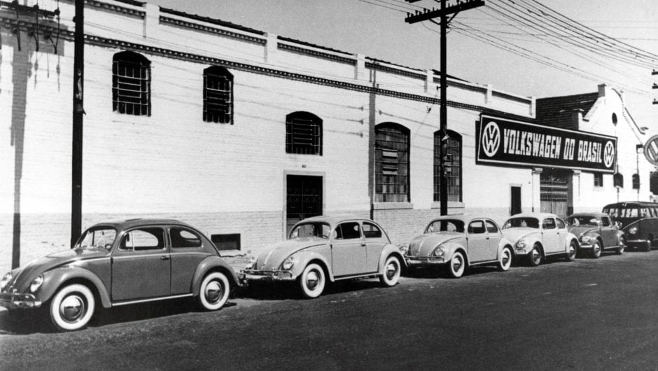 Volkswagen do Brasil: sua história marcada no coração e nas garagens dos brasileiros