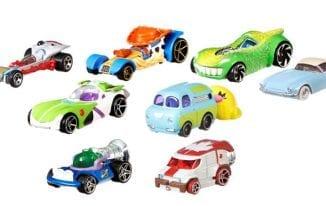 Coleção Hot Wheels Toy Story 4