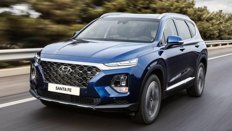 Novo Hyundai Santa Fe chega ao Brasil com nova identidade, maior e mais luxuoso