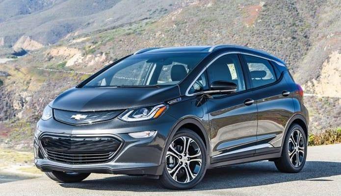 Chevrolet Bolt: modelo elétrico chegará no Brasil em outubro