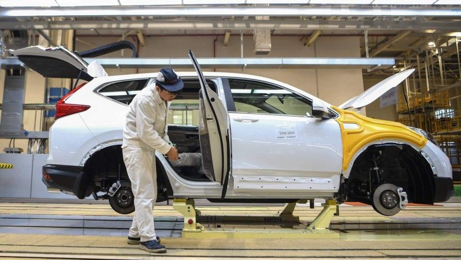 Coronavírus atravanca a produção de carros na China e muda agenda de executivos no Brasil