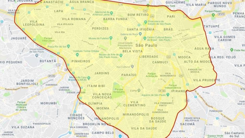 Rodízio de veículos de São Paulo está suspenso a partir desta segunda-feira