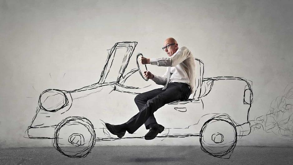 Manias chatas (e até engraçadas) ao volante
