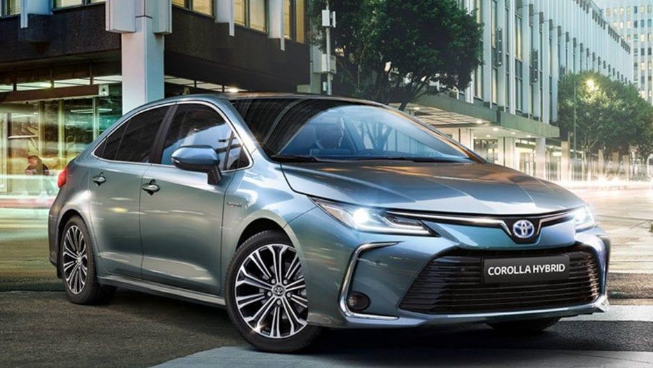 Toyota lança novo Corolla, em sua inédita configuração híbrido flex